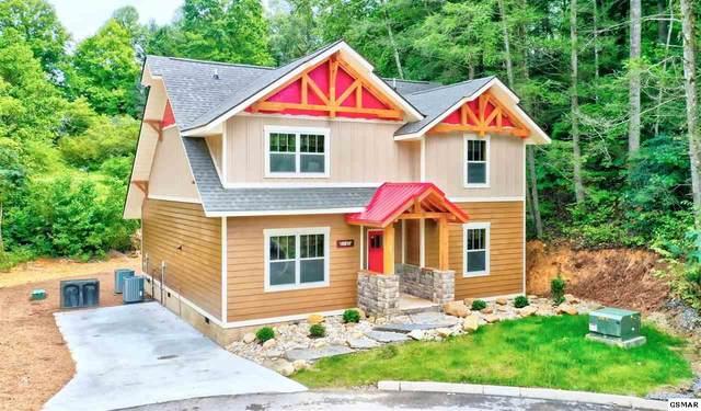Lot 34 Blacksmith Way, Gatlinburg, TN 37738 (#227333) :: Tennessee Elite Realty