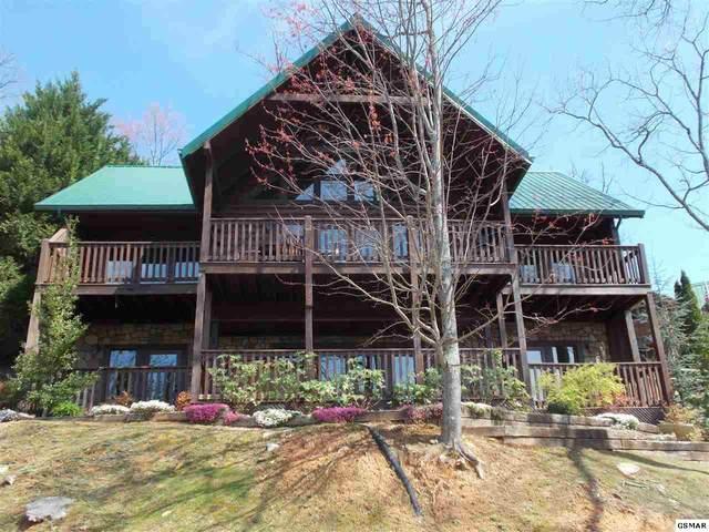 1008 Laurel Hollow Way, Gatlinburg, TN 37738 (#227367) :: Four Seasons Realty, Inc