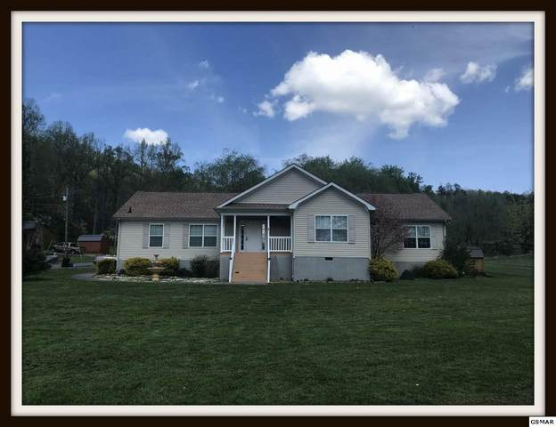 4025 Wears Cove Rd, Sevierville, TN 37862 (#227671) :: Four Seasons Realty, Inc