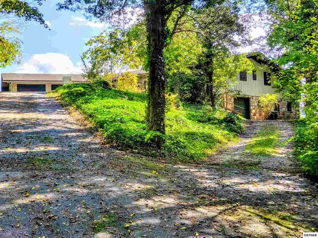 1630 Valley Rd, Sevierville, TN 37862 (#227807) :: Billy Houston Group