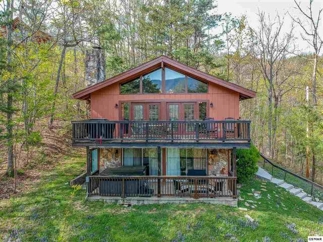 715 Upper Windsor Way, Gatlinburg, TN  (#227913) :: Four Seasons Realty, Inc