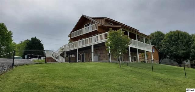 3433 Crockett Hill Ln, Sevierville, TN 37862 (#228176) :: The Terrell Team