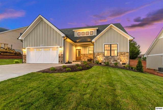 538 Simmons View Dr., Seymour, TN 37865 (#228240) :: Tennessee Elite Realty