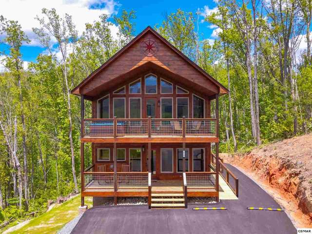 834 Red Fox Trl, Gatlinburg, TN 37738 (#228248) :: Four Seasons Realty, Inc