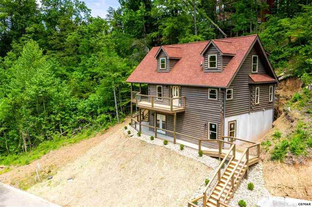 2937 Alpine Village Way, Pigeon Forge, TN 37863 (#228268) :: Jason White Team | Century 21 Four Seasons