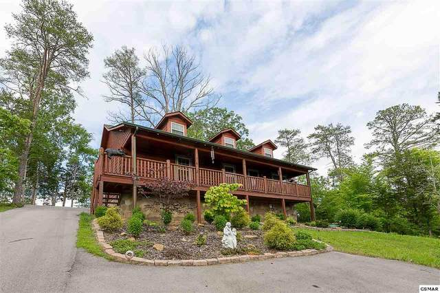 658 Magic Kingdom Lane, Sevierville, TN 37876 (#228339) :: Four Seasons Realty, Inc