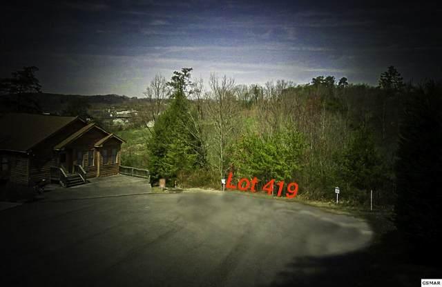 Stone Ridge Way Lot 419, Pigeon Forge, TN 37863 (#228384) :: The Terrell Team