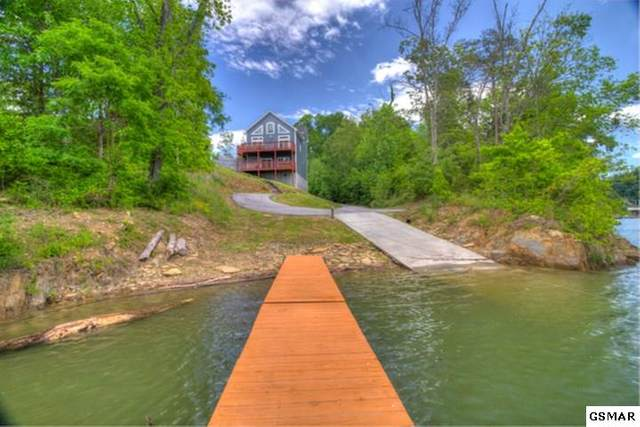 1227/1229 Rocky Point Way, Sevierville, TN 37876 (#228430) :: Colonial Real Estate