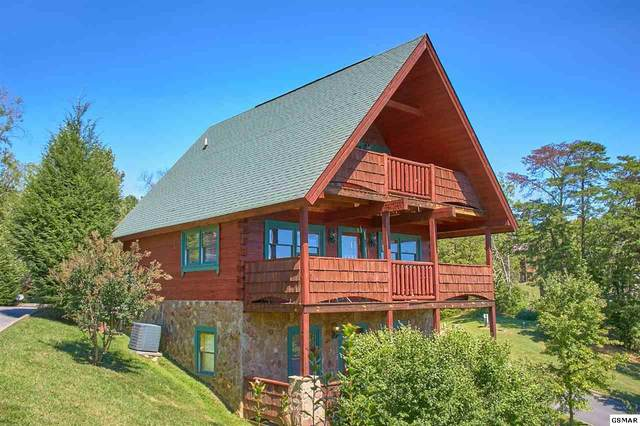 1619 Jed Trail Slice Of Heaven, Sevierville, TN 37862 (#228805) :: Colonial Real Estate