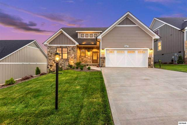 547 Simmons View, Seymour, TN 37865 (#228821) :: Billy Houston Group