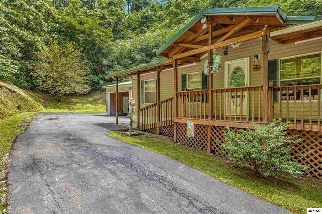 2403 Goldrush Rd, Sevierville, TN 37863 (#229015) :: Four Seasons Realty, Inc