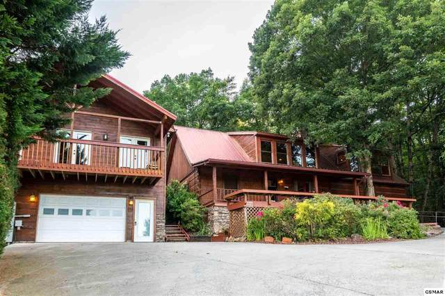 2209 Henderson Springs Rd, Pigeon Forge, TN 37863 (#229041) :: Billy Houston Group