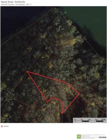 Marsh Road, Smithville, TN 37166 (#229107) :: Jason White Team | Century 21 Four Seasons