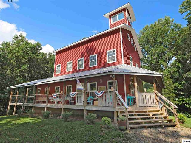 765 English Mountain Road, Cosby, TN 37722 (#229373) :: Colonial Real Estate