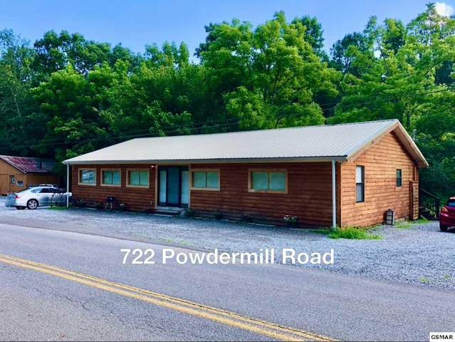 722 Powdermill Rd, Gatlinburg, TN 37738 (#229388) :: The Terrell Team
