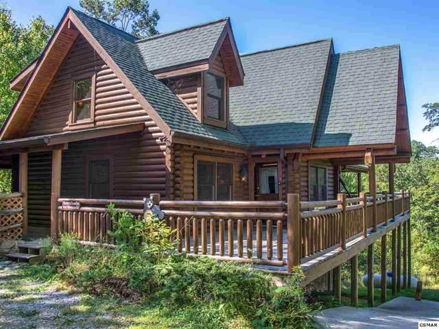 "4543 Whetstone Road ""Nature's Parad, Sevierville, TN 37862 (#229448) :: Jason White Team | Century 21 Four Seasons"