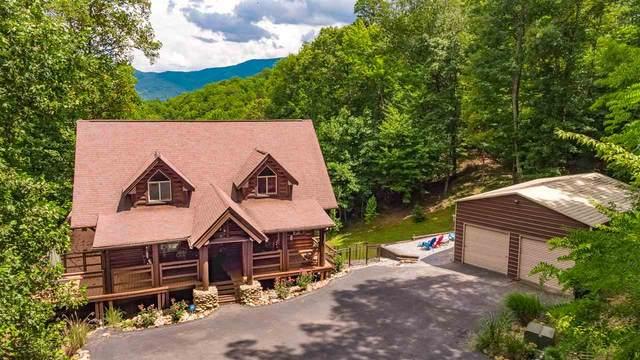 2704 Hatcher Mountain Road, Sevierville, TN 37862 (#229489) :: Jason White Team | Century 21 Four Seasons