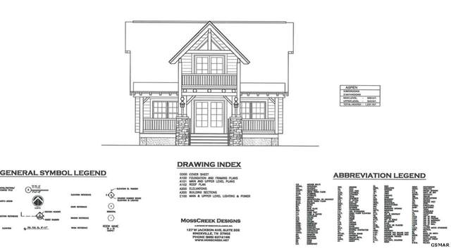 Mountain Lodge Way Lot #4, Sevierville, TN 37876 (#229527) :: Billy Houston Group