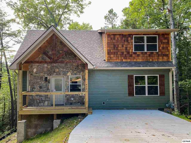 423 Potters Ridge Rd, Gatlinburg, TN 37738 (#229704) :: Tennessee Elite Realty