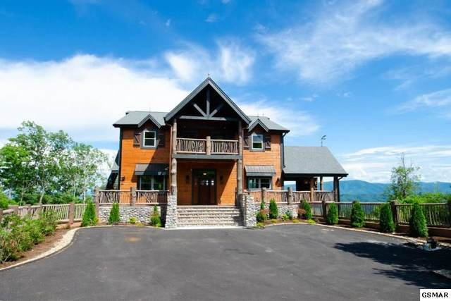 Lot 139 Valley Vista Trail, Sevierville, TN 37862 (#229782) :: Century 21 Legacy
