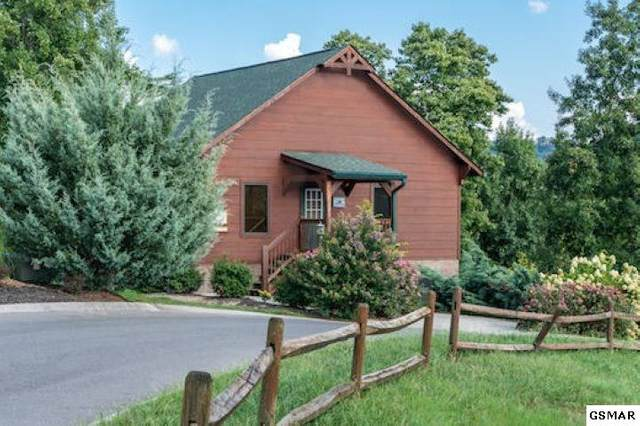 939 Mcmakin Way, Pigeon Forge, TN 37863 (#229905) :: Colonial Real Estate