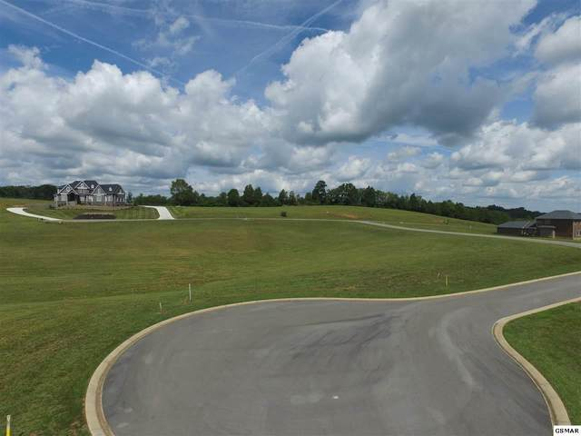 Lot 20 Legend View Court Lot 20, The Tra, Sevierville, TN 37876 (#230224) :: Jason White Team | Century 21 Legacy