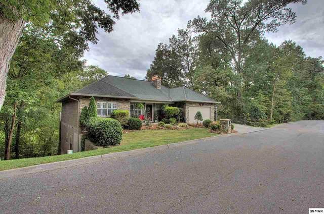 320 Saddleback Way, Sevierville, TN 37862 (#230385) :: Jason White Team | Century 21 Four Seasons