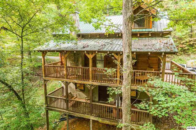 """3504 Hunter Hills Way """"Hunting Hollow, Sevierville, TN 37876 (#230525) :: Tennessee Elite Realty"""
