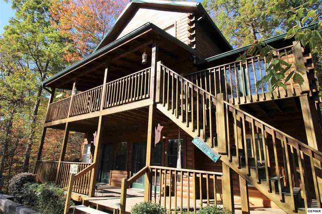 1553 Oldham Springs Way, Sevierville, TN 37876 (#230878) :: Billy Houston Group