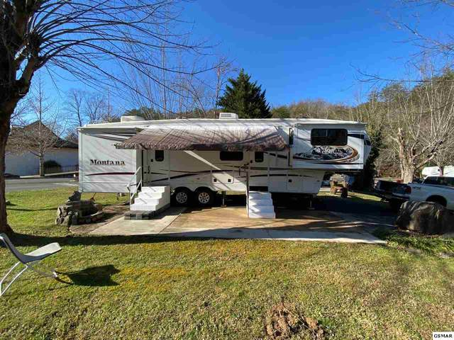 4229 E Parkway Lot #124 W/ Uni, Gatlinburg, TN 37738 (#231348) :: Billy Houston Group
