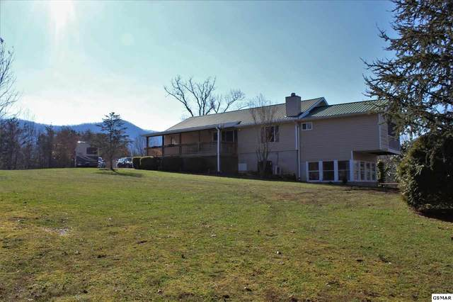4420 Grindstone Ridge Rd, Pigeon Forge, TN 37863 (#231461) :: Suzanne Walls with eXp Realty
