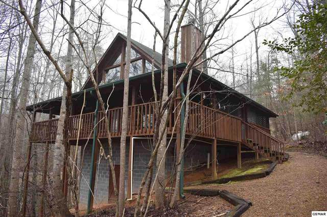 1128 Oak Court Cozy Mtn Hideaw, Gatlinburg, TN 37738 (#231702) :: Colonial Real Estate