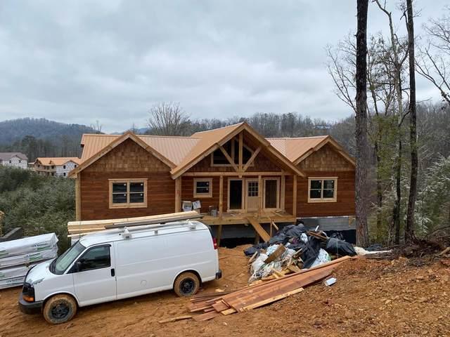 Lot 64R Owens Ridge Way, Sevierville, TN 37876 (#240775) :: Billy Houston Group