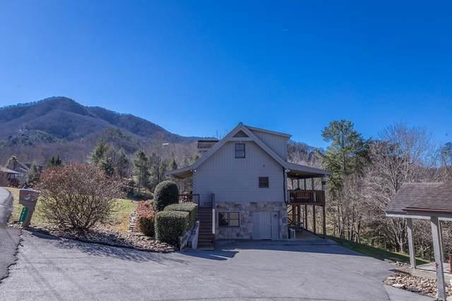 3427 Crockett Hill Ln Valley Breeze, Sevierville, TN 32862 (#240933) :: Prime Mountain Properties