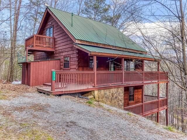 2678 Possum Ridge Way, Sevierville, TN 37862 (#240974) :: Prime Mountain Properties