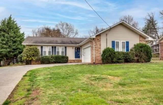 1011 Oxford Hills, Maryville, TN 37803 (#241323) :: Prime Mountain Properties