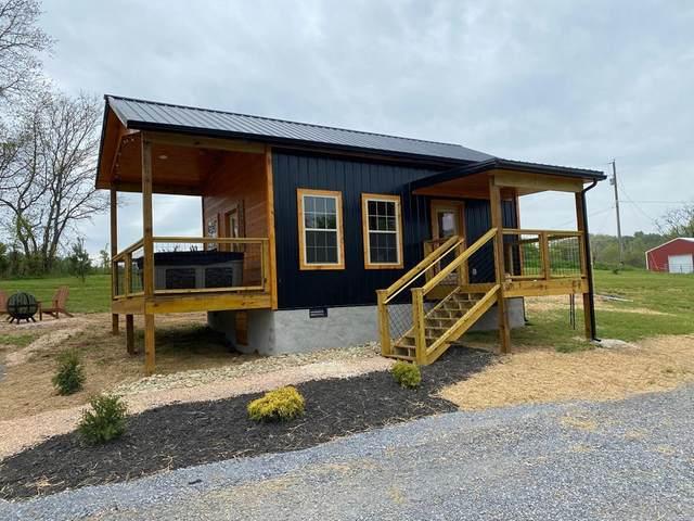 2691 Jessie Rd Unit 3 Cozy Cre, Sevierville, TN 37876 (#241669) :: JET Real Estate