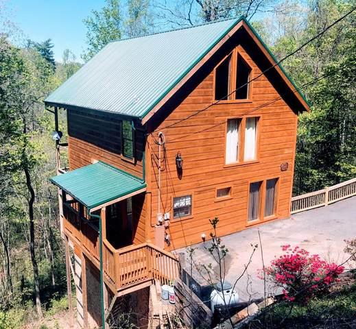 2519 Wildcat Ridge Rd, Sevierville, TN 37862 (#241881) :: Prime Mountain Properties