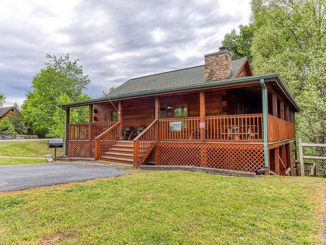 2672 Valley Heights Valley Hi, Pigeon Forge, TN 37863 (#242006) :: Billy Houston Group