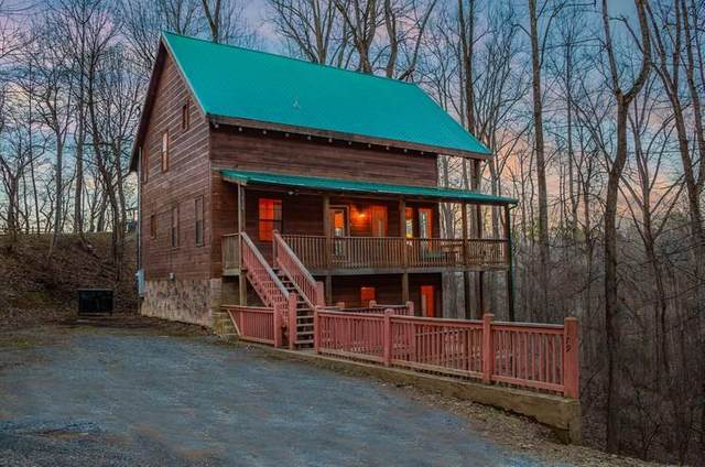 """3179 Emerald Springs Loop """"Life is Good"""", Sevierville, TN 37862 (#242027) :: The Terrell-Drager Team"""