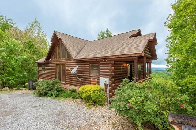 1861 Mountain Peak Way, Sevierville, TN 37876 (#242324) :: Prime Mountain Properties