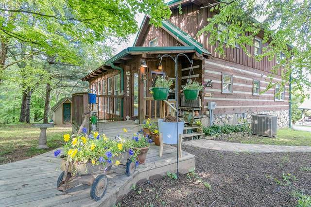 929 &925 Cavern Road 929 & 925, Townsend, TN 37882 (#242330) :: Colonial Real Estate