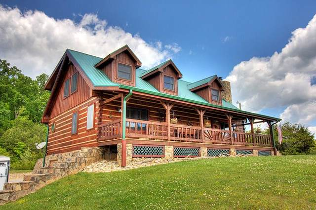 1860 Indian Creek Rd, Dandridge, TN 37725 (#242434) :: Tennessee Elite Realty