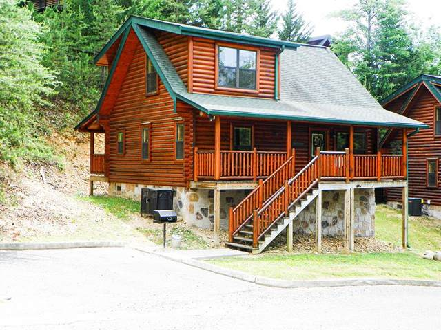 1664 Mountain Lodge Way, Sevierville, TN 37862 (#242901) :: JET Real Estate