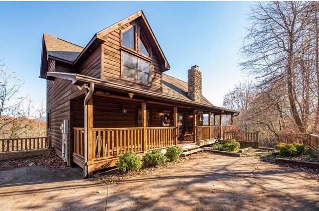 3835 Millers Ridge Way, Sevierville, TN 37862 (#242988) :: JET Real Estate