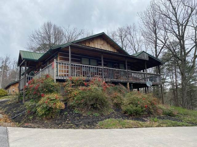 1935 Livingston Way #1, #2, #3, #4,, Sevierville, TN 37876 (#243020) :: Colonial Real Estate