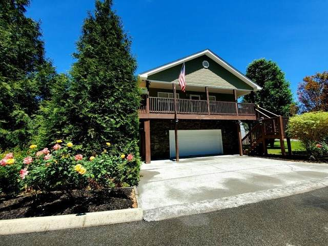 2031 Slippery Rock Circle, Pigeon Forge, TN 37862 (#243033) :: JET Real Estate