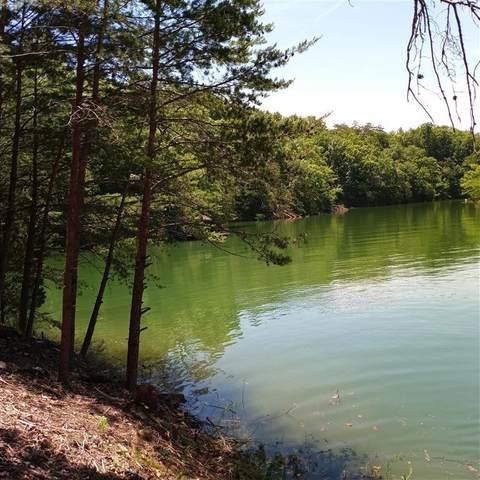 1937 Lake Oaks Way Lots 3 & 4 Lake, Sevierville, TN 37876 (#243117) :: Century 21 Legacy