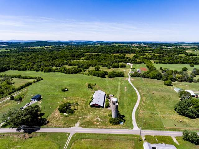 930 Hinchey Hollow Rd, New Market, TN 37820 (#243137) :: Colonial Real Estate