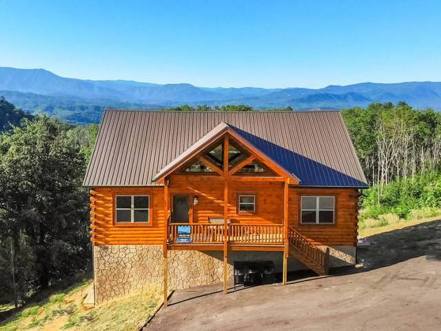 lot 16 Delta Dawn Dr, Sevierville, TN 37862 (#243326) :: The Terrell-Drager Team